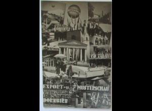 Dornbirn, Export - und Musterschau 1950 Sonderstempel (19221)