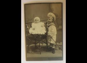 Fotografie Peter Schneider Essen, Foto-Atelier, Kinder Mode Matrose ♥ (49472)