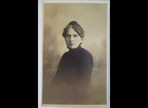 Frau, Fotokarte ca. 1905, Photo Rosenzweig, Betzdorf a.d.Sieg (49892)