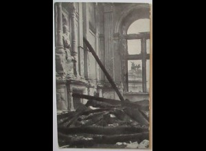 Österreich Wien Unruhen 1927, Marmorsaal im Justizpalast (6436)