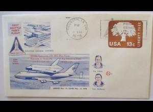 Raumfahrt USA NASA Space Shuttle 3 Day Public Viewing 1978 (44207)