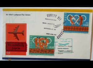 Lufthansa Erstflug Ecuador - Frankfurt 19743 (48349)