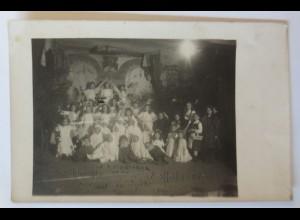 Weihnachten, Zur Erinnerung an die Aufführung Märchen im Walde 1926 ♥ (70614)