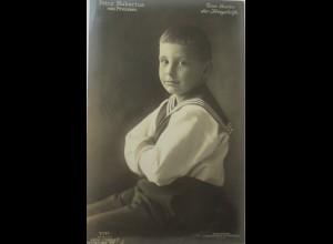 """""""Adel, Prinz Hubertus von Preussen"""" 1910 ♥ (1272)"""