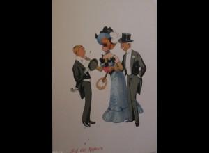 """Frauen, Mode, Hutmode"" 1900 ♥ (24574)"