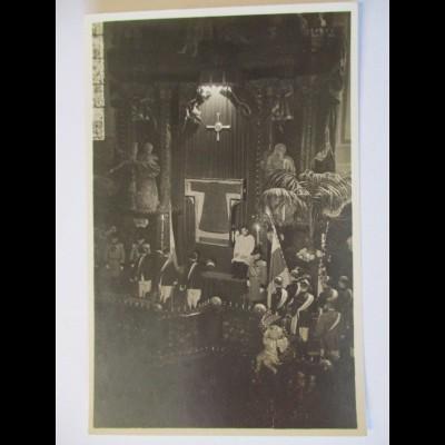 Studentika, Studenten beim Heiligen Rock Trier 1933