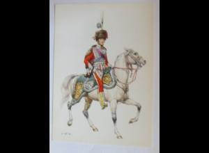 Königreich Österreich, Königl, Ungarn Adlige Leingarde,1950, W.Tritt ♥ (4087)