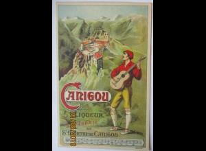 Werbung Reklame Frankreich Liqueur de l´Abbaye (32875)