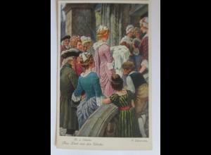 Fr. v. Schiller, Das Lied von der Glocke, 1908, F. Elßner ♥ (64533)