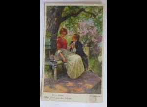 Fr. v. Schiller, Das Lied von der Glocke, 1908, F. Elßner ♥ (71897)