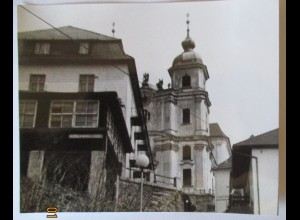 Sonntagberg, Kirche, original Foto 1978 (38297)