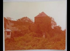 Bruck an der Leitha, Stadtmauer, Foto 1978 (21199)