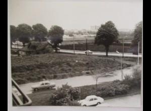 Niederösterreich, Strasse nähe Sonntagsberg, Foto 1978 (21916)