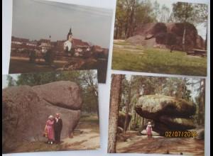 Litschau Mondsee und Umgebung, 7 Fotos 1979 (28966)