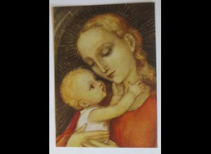 Hummel, Weihnachten, Madonna in Rot, Nr. 808, 1950 ♥ (41062)