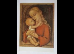 Hummel, Weihnachten, Madonna in Rot, Nr. 209, 1950 ♥ (13951)