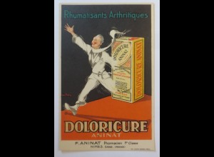 Reklame Doloricure Aninat Medizin Rhumatisants Arthritiques, 1901 ♥ (50882)