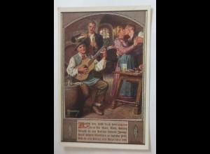 Deutscher Schulverein Nr. 808, Deutsch sein 1910 ♥ (2772)