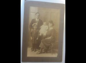 Foto, Männer, Frauen, Kinder, 1910 ♥