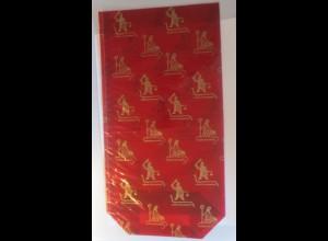 Weihnachten, Nikolaus, Krampus, Tütchen für Süßes, 33 cm x 18 cm Jahr 1930 ♥