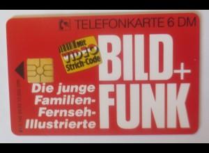 Telefonkarten Reklame Bild Funk Illustrierte ♥ (17938)