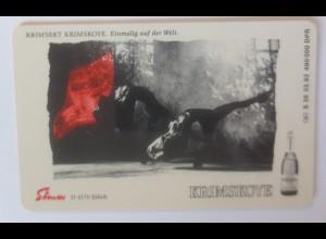Telefonkarten Reklame Krimsekt Krimskoye ♥ (67454)