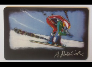 Telefonkarten Sport Team Olympia 1992 ♥ (31451)