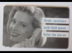 Telefonkarten Reklame Cosmos Direkt Versicherung 1993 ♥ (49013)