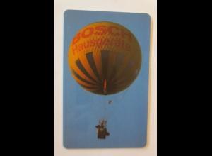 Telefonkarten, Bosch, Heißluftballon, 1992 ♥ (50517)