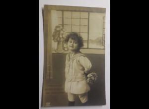 """""""Kinder, Mode, Matrose, Blumen"""" 1912 ♥"""