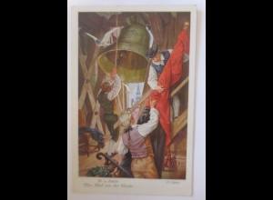 """""""Schiller, Das Lied von der Glocke"""" 1910, F. Elßner ♥"""