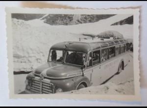 Foto Bus-MAN-Omnibusreisen 1950 ♥ (43448)