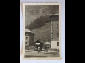 Wilhelm Tell Rasthaus Schweiz 1950 ♥ (15827)