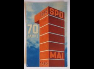Politik Österreich 70 Jahre SPÖ 1960 ♥ (6561)