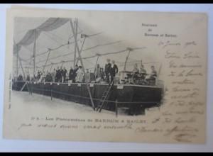 Zirkus, Orchester Les Phenomenes de Barnum & Bailey 1913 ♥ (25770)