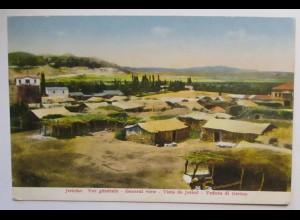 Palästina Judaika, Jericho Gesamtansicht, 1928 nach Kleinlangheim (54597)