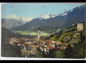 Österreich-Italien, Meran, 1909
