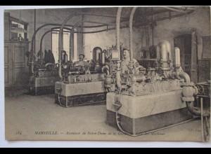 Frankreich, Marseille, Berufe Mechaniker Maschinen
