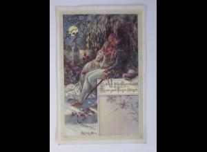 Bund der Deutschen in Nieder-Österreich, Sommernacht 1920 ♥ (48611)