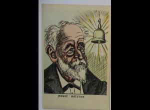 Frankreich Politik Karikatur Henri Brisson ca. 1900 (23209)