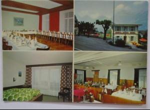 Sisikon, Hotel Restaurant Eden, ca. 60er Jahre (31108)