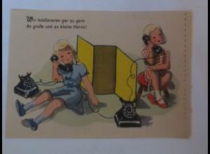 Reklame, Hertie Waren und Kaufhaus, Kinder, Spielzeug, 1950 ♥ (36190)