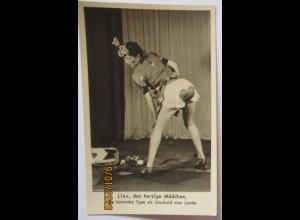 Erotik Theater Variete, Lies das herzige Mädchen, Unschuld vom Lande (3345)