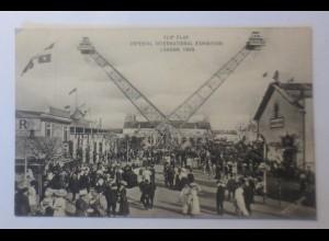 Flip Flap Imperial International Exhibition London 1909 ♥ (62374)