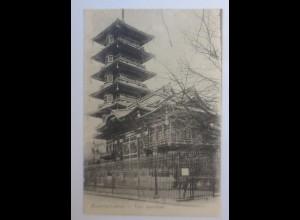 Bruxelles-Lacken, Belgien, Tour Japonaise 1910 ♥ (28306)