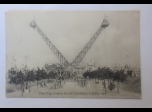 Flip-Flap, Franco-British Exhibition London 1908 ♥ (72357)