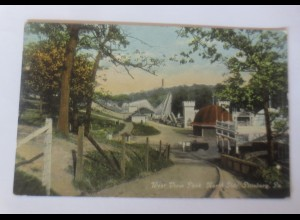 West View Park, North Side Pittsburgh, 1910 ♥ (61277)
