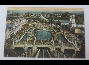 Revere Beach Wonderland, Vergnügungs-Park, 1907 ♥ (60558)