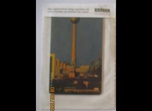 Deutschland Telefonkarte Messe Berlin ungebraucht OVP Krüger (49502)