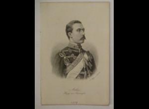 Arthur Herog von Connaugh, Großbritannien, Druck ca. 1900 (5314)